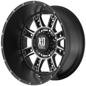 XD809 RIOT Tires